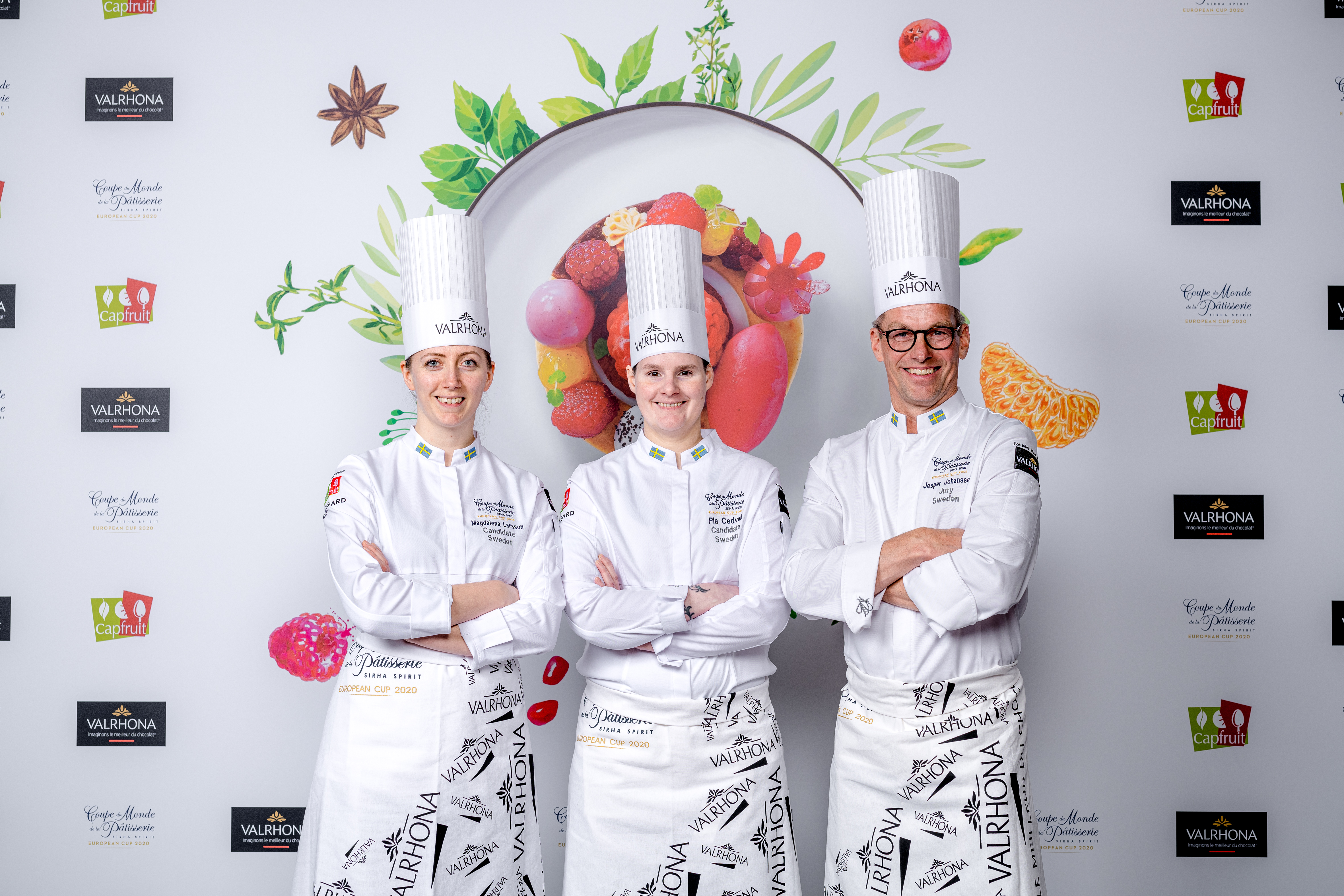 EM-silver i European Pastry Cup